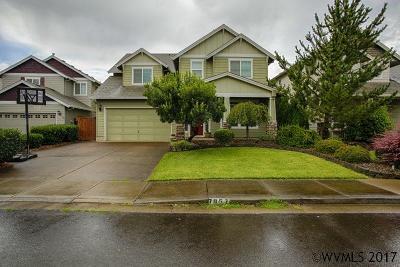 Keizer Single Family Home For Sale: 7957 Mykala