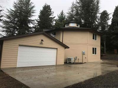 Salem Single Family Home For Sale: 5541 Jenniches