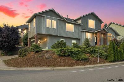 Salem Single Family Home For Sale: 5990 Port Stewart