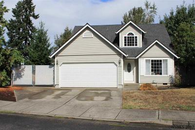 Keizer Single Family Home For Sale: 4598 Northside