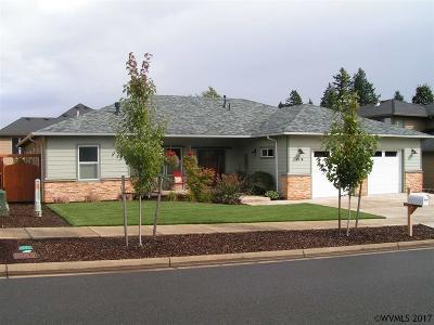 Salem Single Family Home For Sale: 6114 Summerside