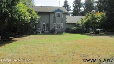 Stayton Single Family Home Active Right Of Refusal: 1555 Shaff Rd