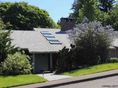 Salem Single Family Home For Sale: 3506 Cherokee