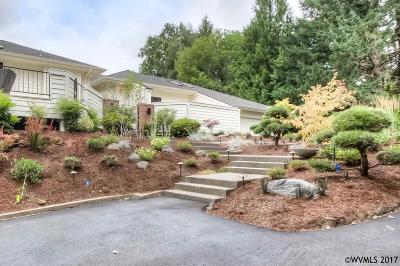 Salem Single Family Home For Sale: 3455 El Dorado