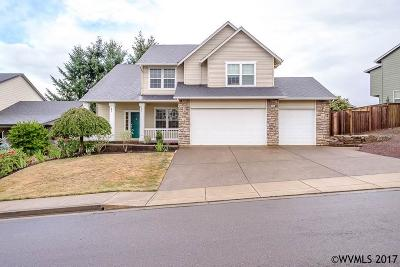 Salem Single Family Home For Sale: 948 Eisenhower