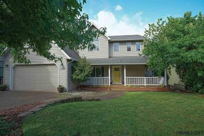 Salem Single Family Home For Sale: 4263 Heavens
