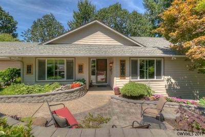 Salem Single Family Home For Sale: 4055 Cloudview