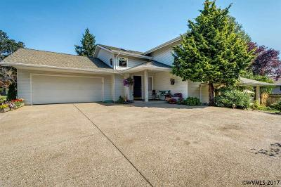 Salem Single Family Home For Sale: 2774 Cindercone