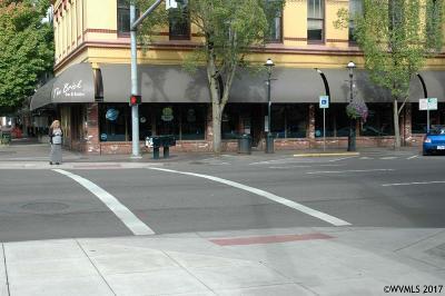 Salem Commercial For Sale: 105 Liberty St