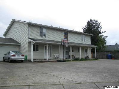 Keizer Multi Family Home For Sale: 6811 Jerdon (- 6815) Ct
