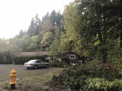 Gates Multi Family Home For Sale: 359 Santiam (-363) Hwy