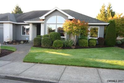 Keizer Single Family Home Active Under Contract: 1380 Lazy Creek Dr