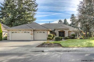 Keizer Single Family Home Active Under Contract: 6366 Hogan Dr