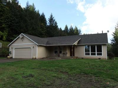 Monmouth Single Family Home Active Under Contract: 14670 Ferns Corner Rd
