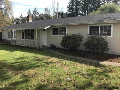 Stayton Single Family Home Active Under Contract: 41378 Kingston Lyons Dr