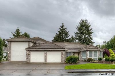 Keizer Single Family Home Active Under Contract: 6677 Hogan Dr