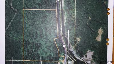 Sweet Home Residential Lots & Land For Sale: Highway 20 (Tl# 600 Acct #0266326)