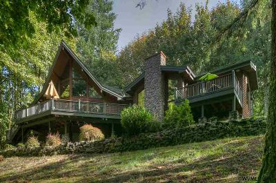 Salem Single Family Home For Sale: 6894 Prospect Ridge Rd