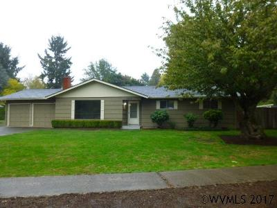 Keizer Single Family Home For Sale: 4659 12th Av
