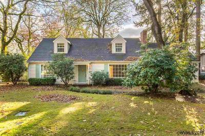 Salem Single Family Home For Sale: 1886 Joplin St