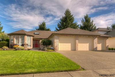 Keizer Single Family Home Active Under Contract: 891 Player Dr