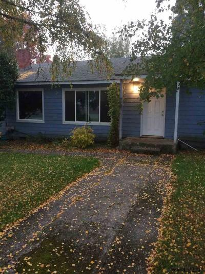 Monmouth Single Family Home For Sale: 737 Church St