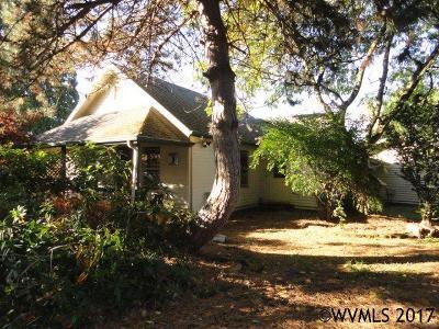 Salem Single Family Home Active Under Contract: 4693 Auburn Rd