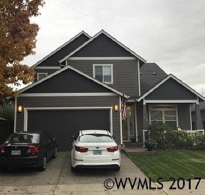 Keizer Single Family Home Active Under Contract: 1184 Maddy Av