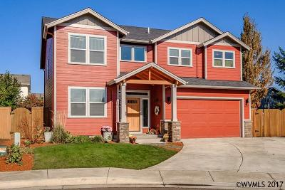 Keizer Single Family Home Active Under Contract: 6022 Turly Ct