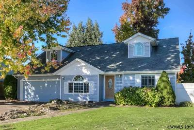Keizer Single Family Home Active Under Contract: 5273 Winter Leaf Ct