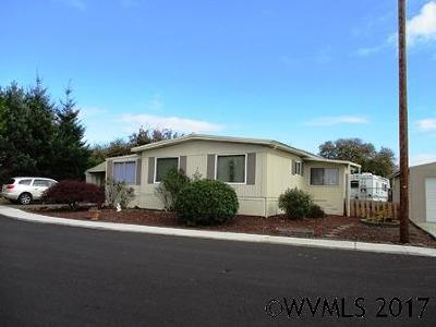Keizer Manufactured Home For Sale: 5510 Windsor Island Rd #28
