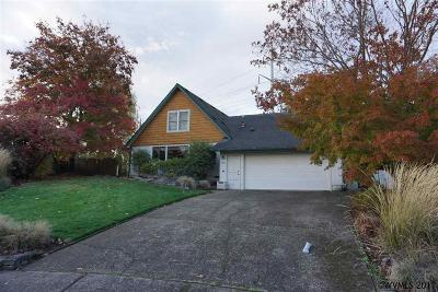 Keizer Single Family Home For Sale: 1175 Swingwood Ct
