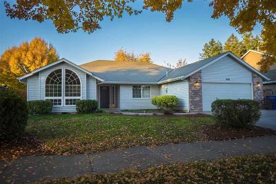 Keizer Single Family Home Active Under Contract: 999 Parkmeadow Dr