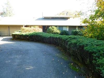 Salem Single Family Home Active Under Contract: 4986 Orchard Heights Rd
