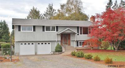 Canby Single Family Home Active Under Contract: 9721 S Gribble Rd