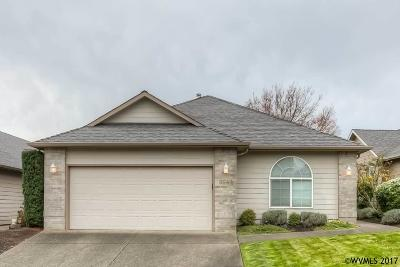 Keizer Single Family Home Active Under Contract: 6644 Brookhollow Ct