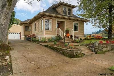 Salem Single Family Home For Sale: 1796 Winter St