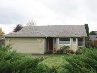 Dallas Single Family Home Active Under Contract: 1641 W Ellendale Av
