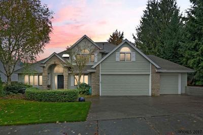 Salem Single Family Home For Sale: 934 Creekside Dr