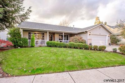 Keizer Single Family Home Active Under Contract: 7327 Caneberry Ct