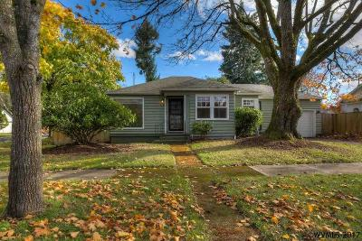Salem Single Family Home Active Under Contract: 1790 Cottage St