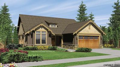 Dallas Single Family Home For Sale: Beaver (Lot #10) Ct