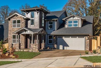 Salem Single Family Home Active Under Contract: 1747 Juniper Butte Av