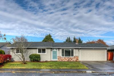 Salem Single Family Home Active Under Contract: 4565 Blue Sky Ct