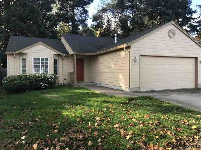 Salem Single Family Home Active Under Contract: 687 Viking Ln