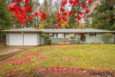 Salem Single Family Home For Sale: 845 Salem Heights Av