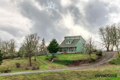 Dallas Single Family Home Active Under Contract: 16600 Falls City Rd