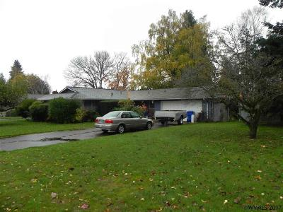 Keizer Single Family Home Active Under Contract: 790 Rafael Av
