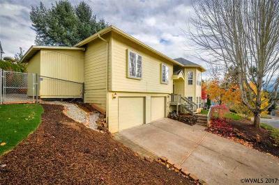 Salem Single Family Home For Sale: 5230 Zosel Av