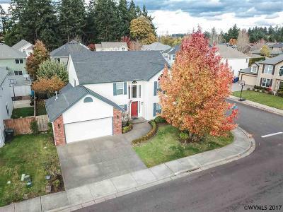 Keizer Single Family Home For Sale: 1295 Bair Rd